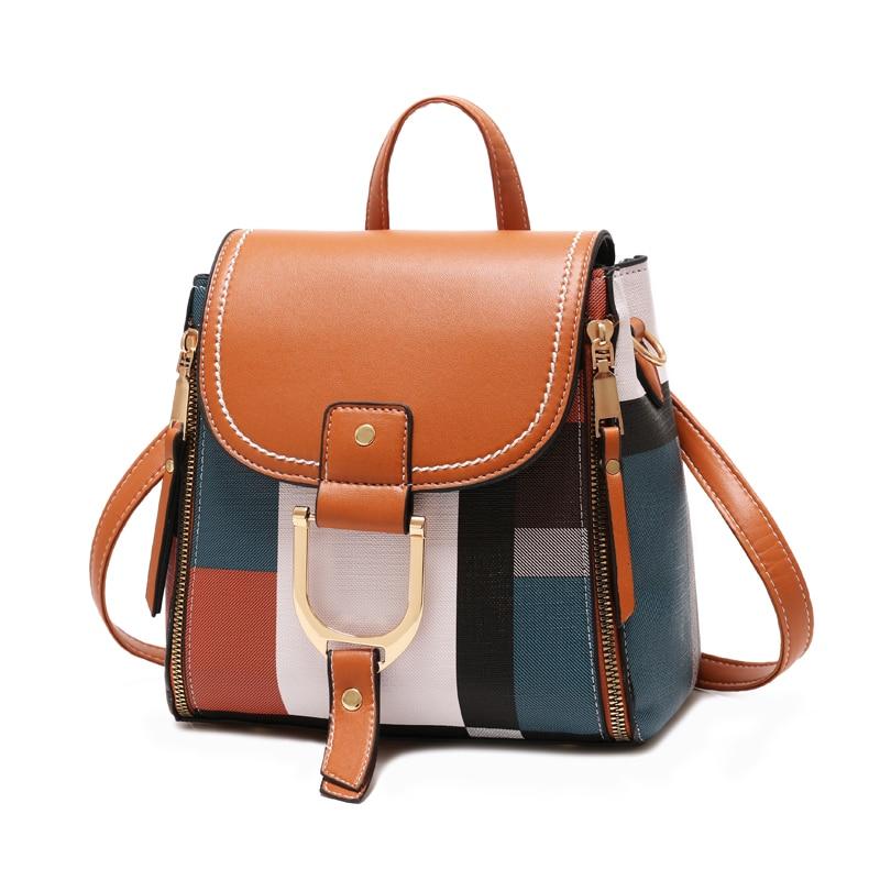 New Fashion Female Crossbody PU Bag Fashion Travel High Candy Color Quality Messenger Shoulder Luxury Casual Bag