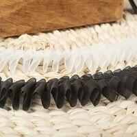 high quality chiffon lace skirt one hundred fold lace diy lace cuffs 2019 hot sale