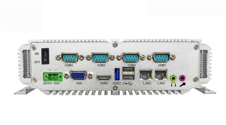 Estante electrónico J1900 2,0 GHZ 32G SSD computadora (LBOX-J1900)