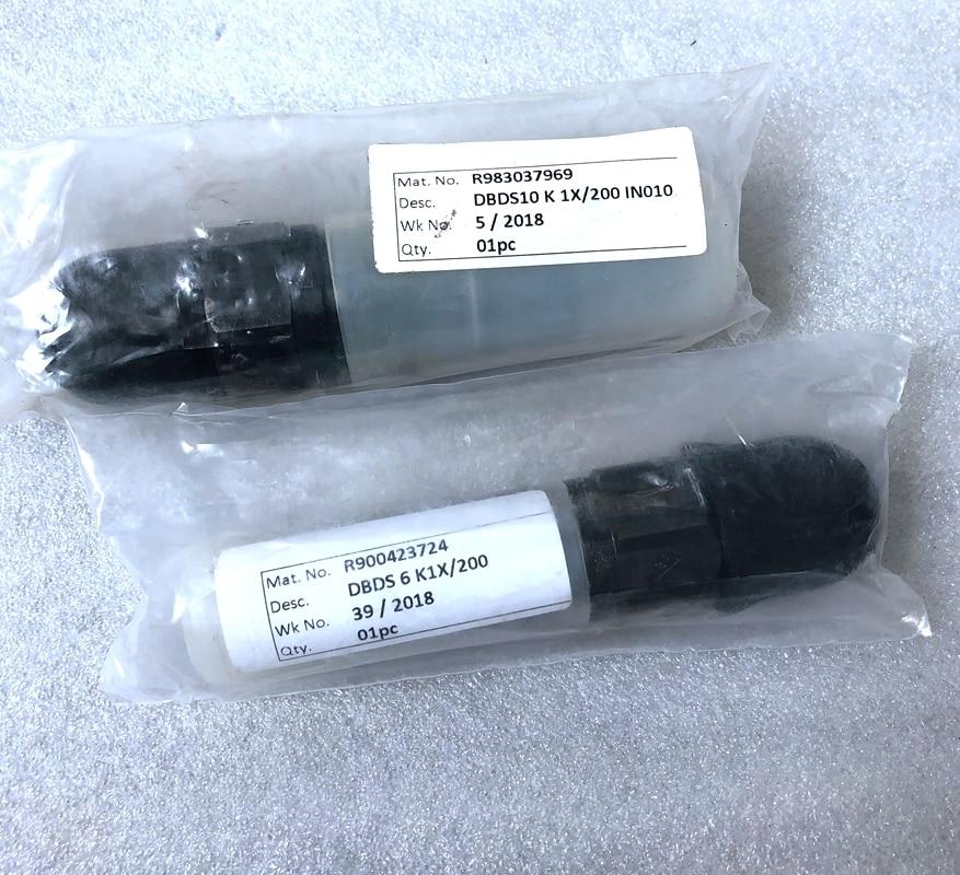 Предохранительный клапан прямого действия REXROTH DBDS6K1X/200 гидравлический DBDS10K