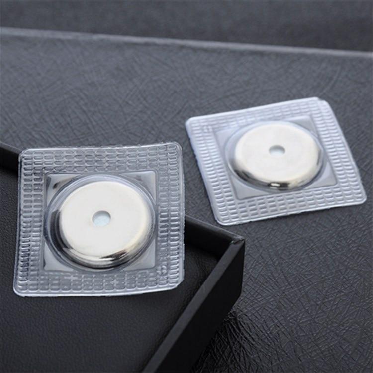 aliexpress.com - 5pairs/lot PVC Invisible Hidden metal Strong magnetic Snaps button or overcoat Handbag  garmentaccessories scrapbooking DIY