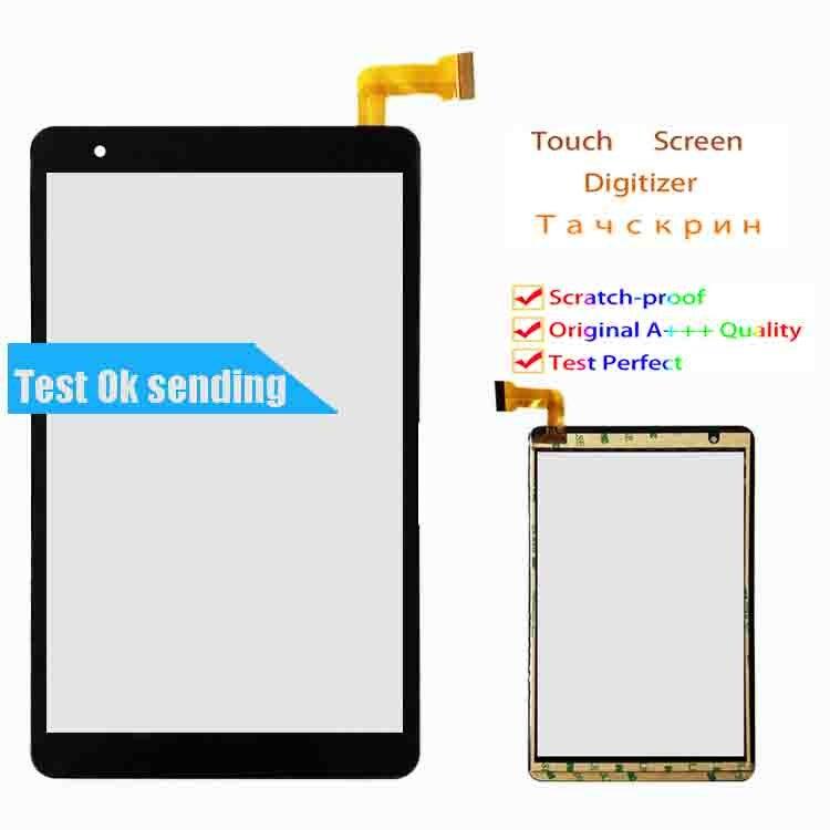 """Novo para 8 """"polegadas dexp ursus s180i/s180i criança tela de toque do painel toque digitador sensor vidro substituição"""