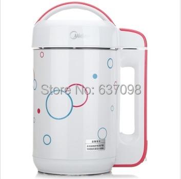 Midea intelligent home Soybean Milk machine WDE12F43 1.2L HOUSEHOLD soymilk maker electric Rice paste  fruit  juicer baby food