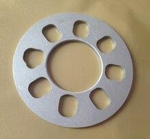 One pic-adaptateur universel de roue   6mm 4x98 4x108 4x114.3 5x98 5x100 5x108 5x112 5x114.3 5x115 5x120 accessoires de voiture