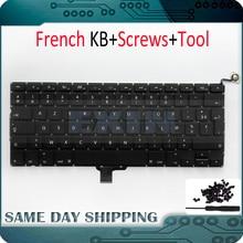 Nouveau clavier dordinateur portable français Azerty pour Apple Macbook Pro 13