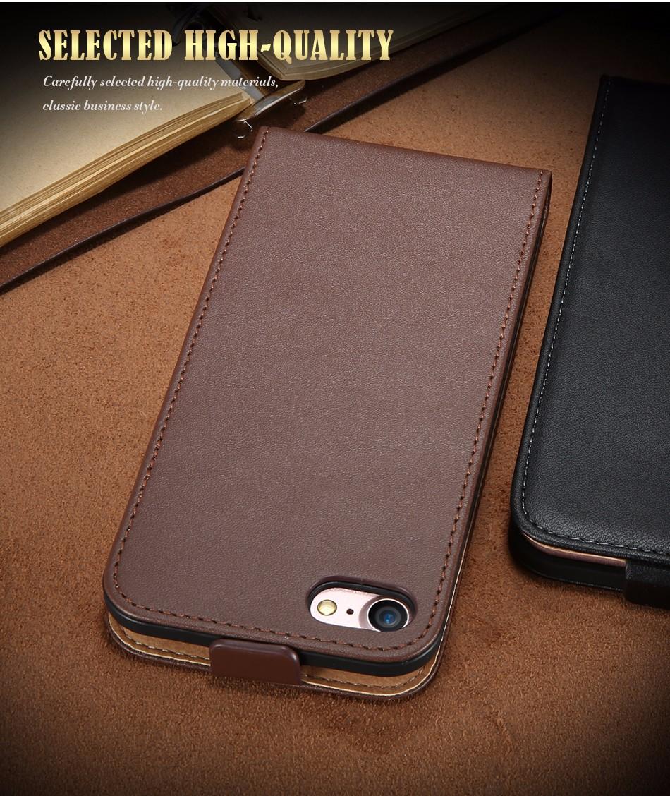 Kisscase retro 100% pu leather case for iphone 4 4s 5s 5 se 6 7 luksusowe pionie magnetic przerzucanie phone bag pokrywa dla iphone 4s 5s 2