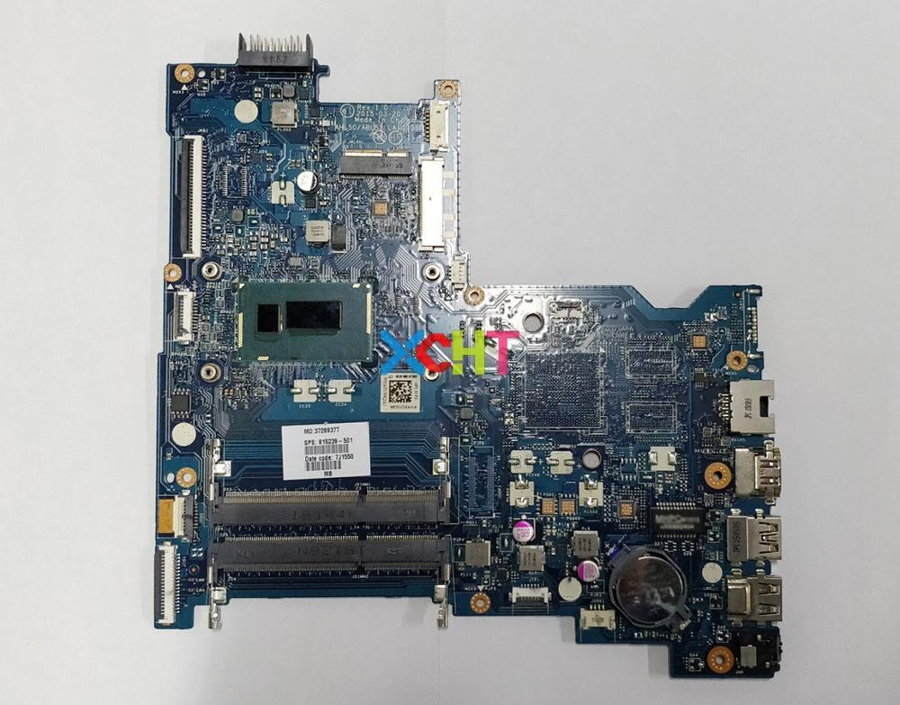 ل HP 15-AC سلسلة 15T-AC000 815239-001 815239-501 815239-601 i3-4005U LA-C701P الكمبيوتر المحمول دفتر اللوحة الأم اختبارها
