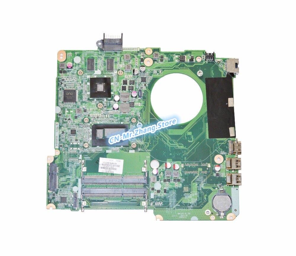 SHELI ل HP جناح 15-N سلسلة اللوحة المحمول W/ I5-4200U CPU 737669-501 DA0U83MB6E0 DDR3 HD8670M GPU