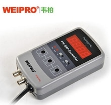 Weipro PO2310 рН и ОРП метр с контроллером значений с зондом