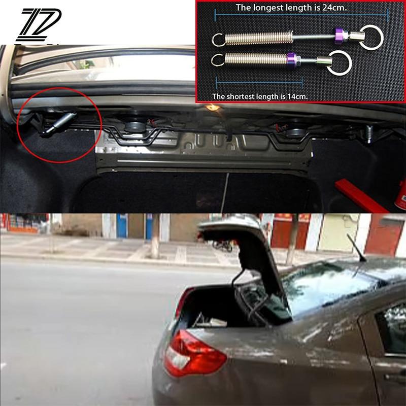 ZD Accessori Auto Tronco Primavera Dispositivo di Sollevamento di Aggiornamento Automatico Per Audi A4 B7 B5 A6 C6 Q5 Honda Civic 2006-2011 Fit Accord CRV