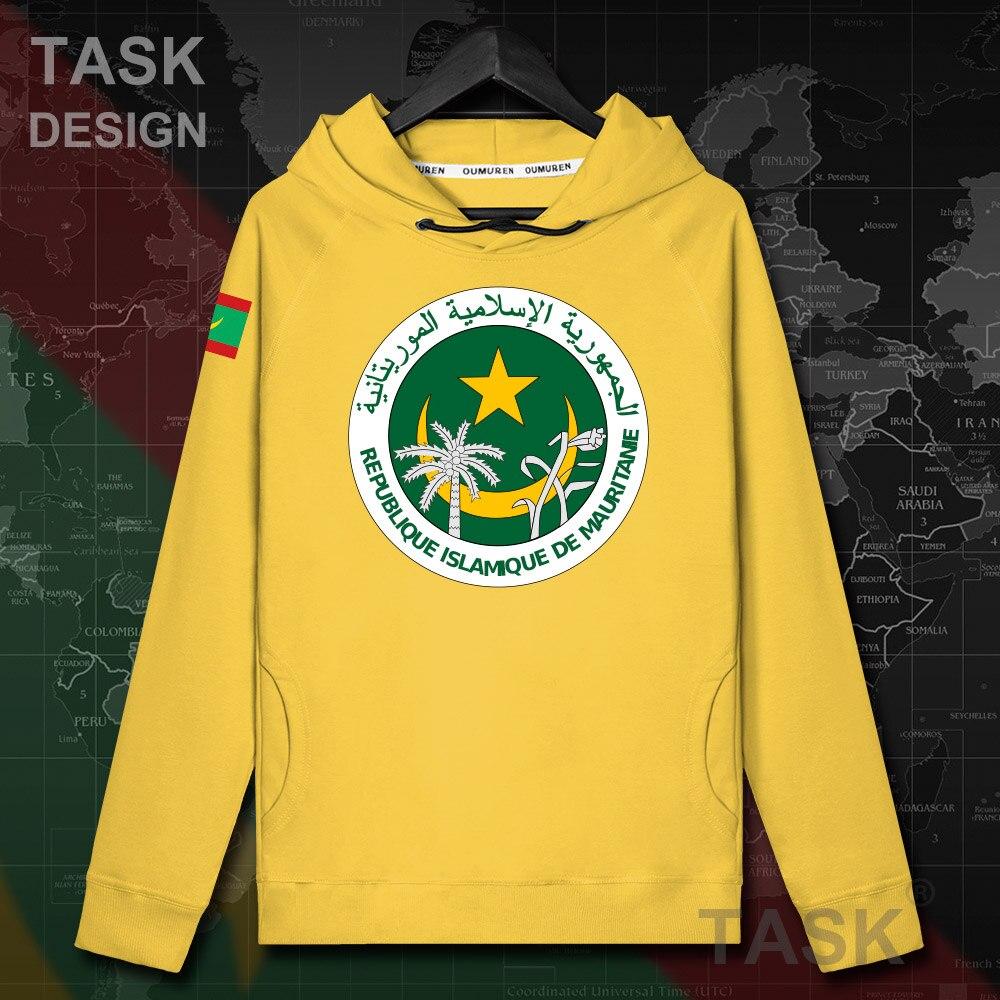 Sudadera con capucha de MR MRT de Mauritania para hombre, Sudadera con capucha para hombre, ropa de calle para otoño, chándal, abrigo de nación 20