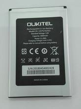 MATCHEASY pour Oukitel C8 batterie 100% Original 3000mAh batterie de secours remplacement pour Oukitel C8 téléphone portable