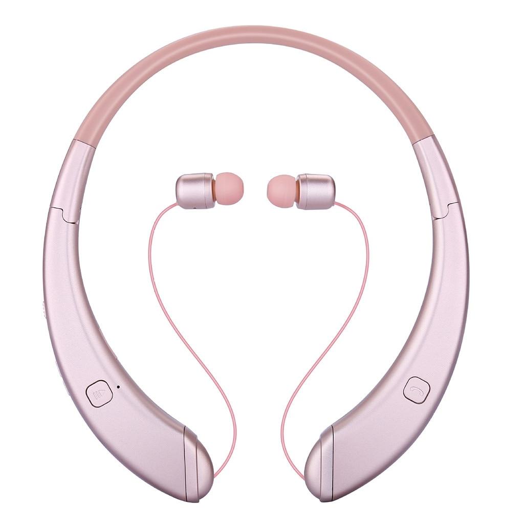 B1 versal Wireless Bluetooth Earphone with Mic HiFi Sound Headsets Foldable Sport Earphone HIFI Earphone IP78 weatproof