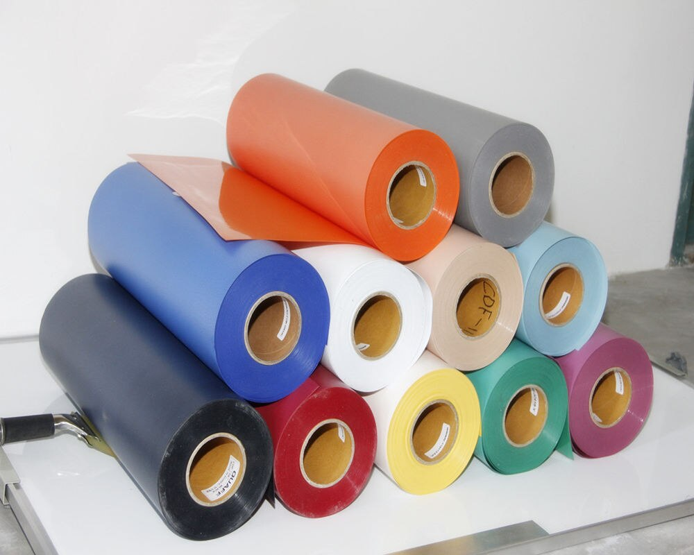 20''x20'' Flock Heat Transfer Vinyl T-shirt cutting film, Cutter Plotter Heat Press Iron on Film High Quality