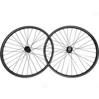 29er carbon mtb wheels XC AM 33x30mm asymmetry carbon disc wheelset boost R211 110x15 148x12mm 6 claw disc bicycle mtb wheels