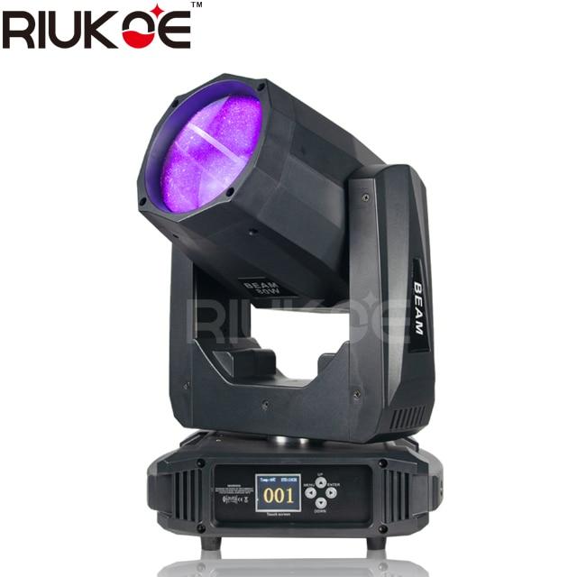 1pcs/lot Night club stage light super beam double prism led beam 80w moving head light