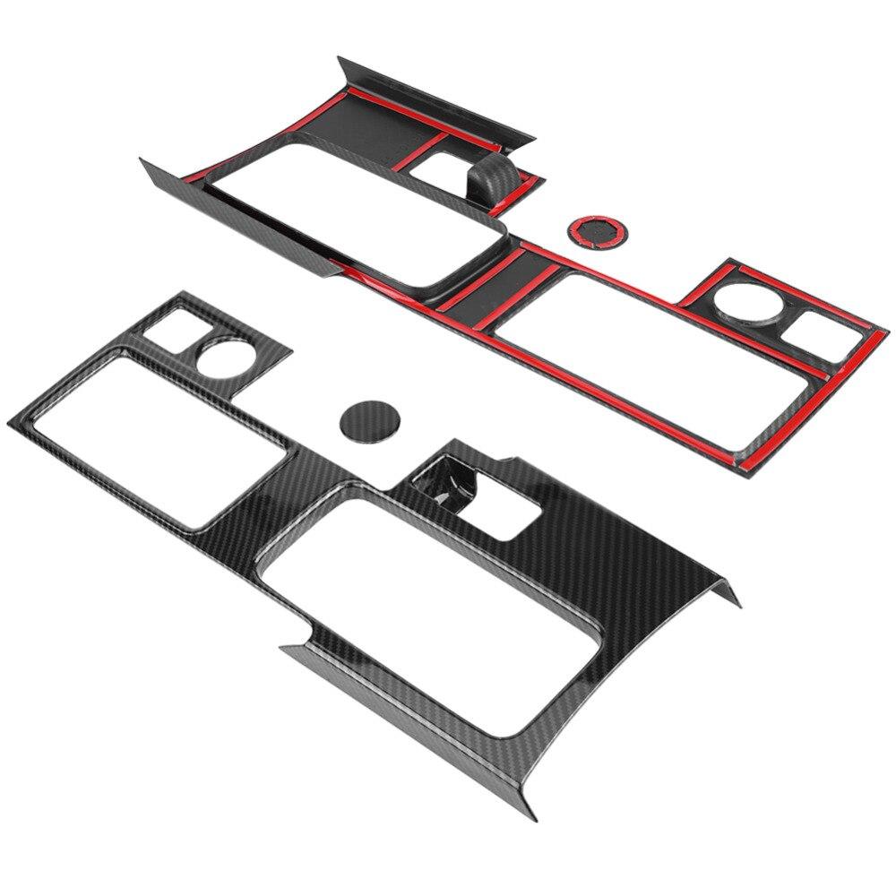 Coche caja de engranajes de Panel de decoración de molduras de marcos para Mitsubishi Eclipse Cruz 2017-2018 accesorios ABS moldura de cubierta de marco nuevo