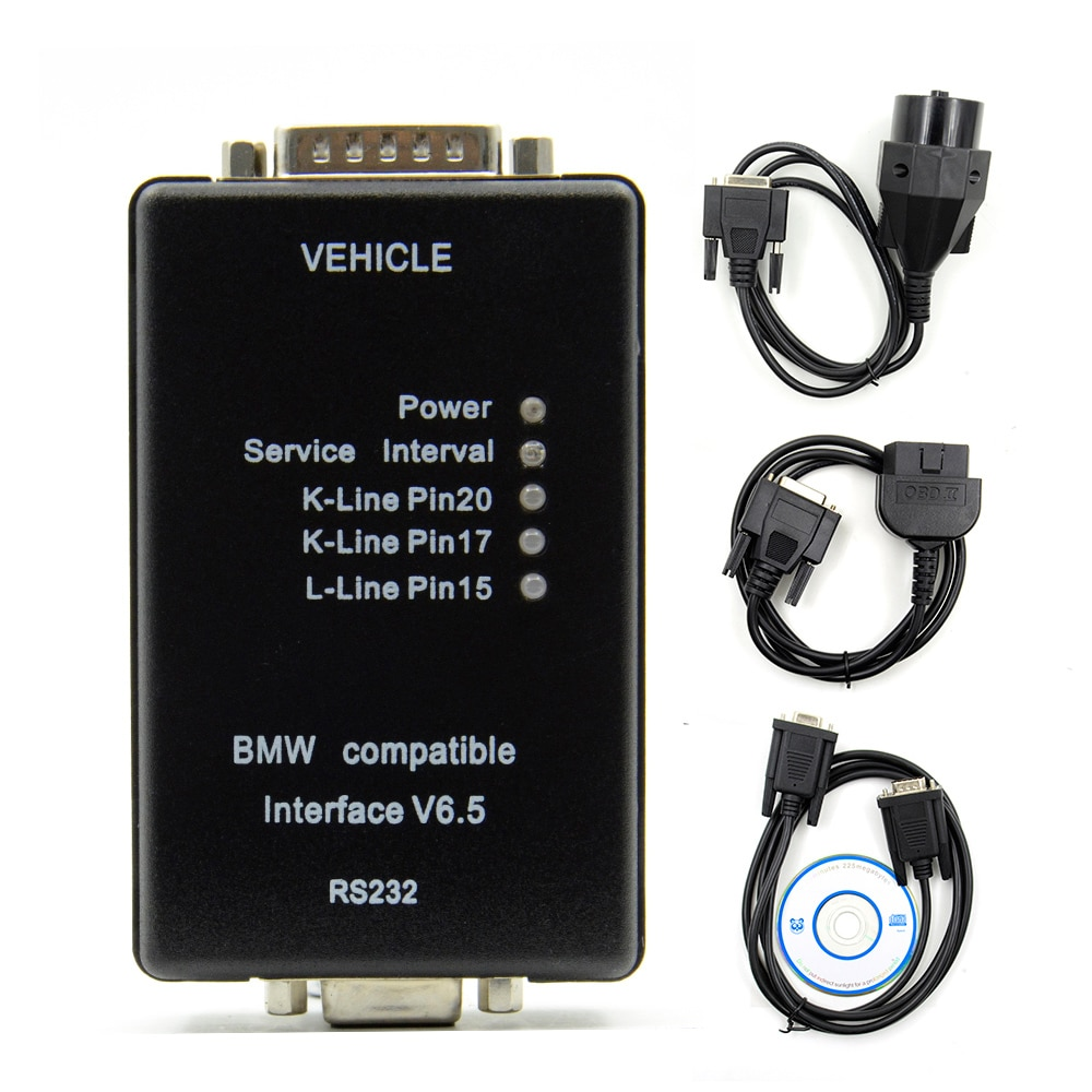 Профессиональный диагностический инструмент для bmw carмягкие 6,5 carмягкие V6.5 для bmw MCU--E30/E31/E32/E34/E36/E38/E39/E60/E65/