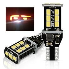 Ampoule pour VW Golf 4 5 7 6 Passat B5 B6   W16W 921 T15, ampoule Canbus, sans erreur, stockage de secours, ampoule pour VW Golf 4 5 7