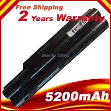 Batterie dordinateur portable Pour FUJITSU LifeBook A530 A531 AH530 AH531 LH520 LH530 PH521 FPCBP250 FPCBP250AP FMVNBP186 AH42/E AH530/3A