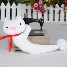 أنيمي الساقي القط أفخم دمية تأثيري Kataoka يوكي قصيرة محشوة لعبة لطيفة الملابس والاكسسوارات ل هدية