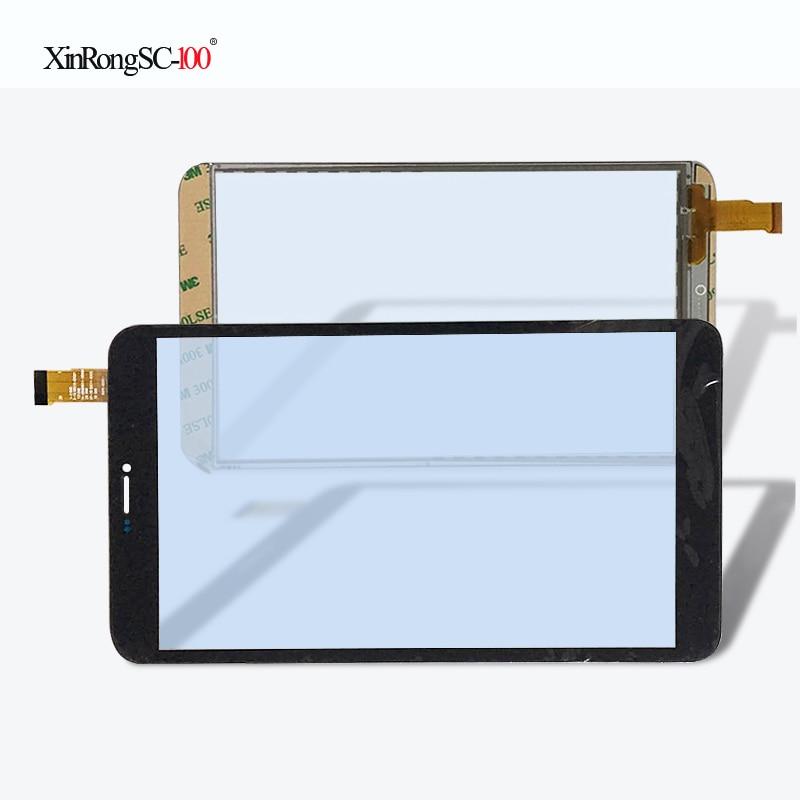 8 pulgadas dxp2-0331-080a-fpc pantalla táctil para Tesla de neón/8,0/ostras T84ERI 3G/T84MRI 3G digitalizador sensor tablet panel DXP2-0331