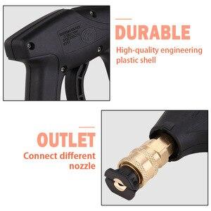Image 4 - Пистолет для мойки автомобиля высокого давления с 5 насадками, 3000 PSI