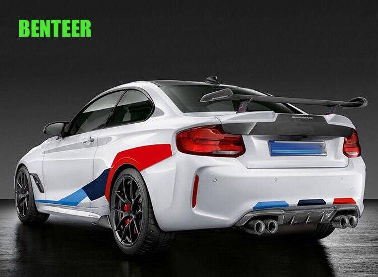 Pegatina de coche de rendimiento eléctrico de 1 juego M para BMW M3 M4 M5 E90 E60 F30 F10 320 328 330 520 116 E36 E70 118 120 320328 330 520 525 530