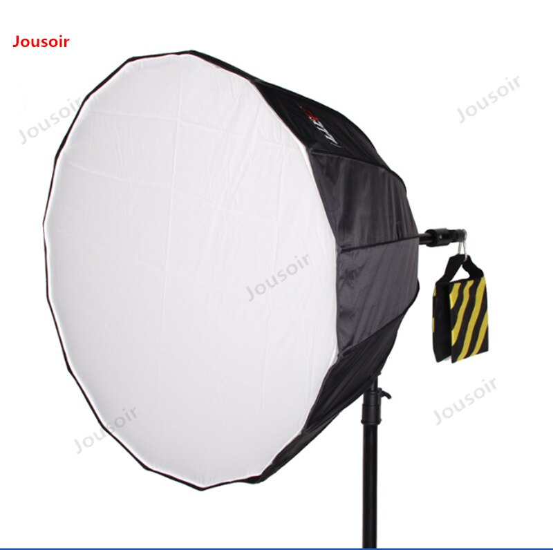 16 Angle Large parabolic softbox 150cm photographic lamp advertising Umbrella Fast 16 bone large soft light box CD50 T03