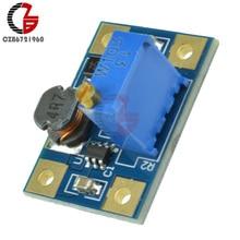 SX1308 DC-DC 2-24V 2-28V 1.2 Mhz 2A Verstelbare Step Up Voeding Transformator module Step-Up Booster Converter 5V 12V 24V
