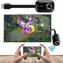 Wireless WiFi HDMI Kabel Display Dongle Video Adapter für iPhone XS MAX XR 6 7 8 Plus 5G Für xiaomi Huawei Android Telefon zu TV