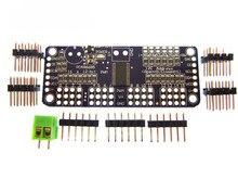 Canal 16 12-bit PWM/Servo interface Driver-I2C PCA9685 para ou módulo Raspberry pi escudo servo escudo