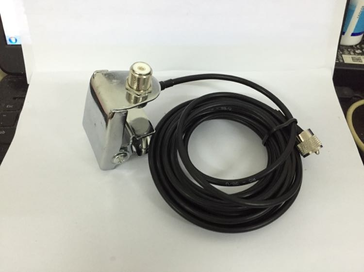 Мобильное Радио Автомобильная антенна зажим Крепление кнут антенна Установка кабеля кронштейны