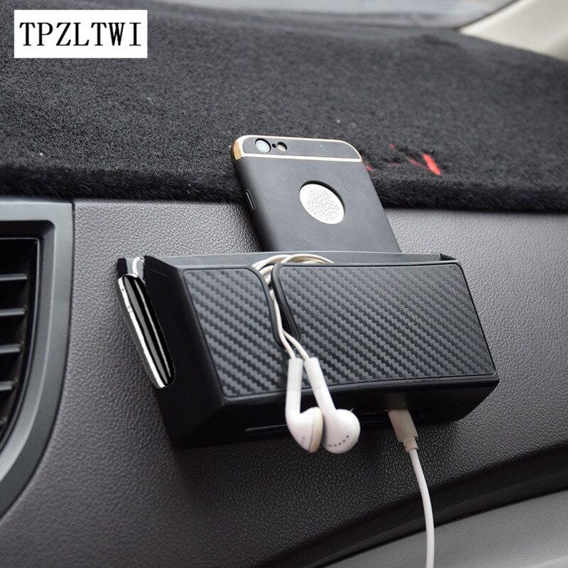 TPZLTWI soporte para móvil de coche bolsa para VW Polo 9n escarabajo Golf 4 5 7 6 Passat B5 B6 B7 T5 Touran T4 Bora Caddy Tiguan Sharan 3