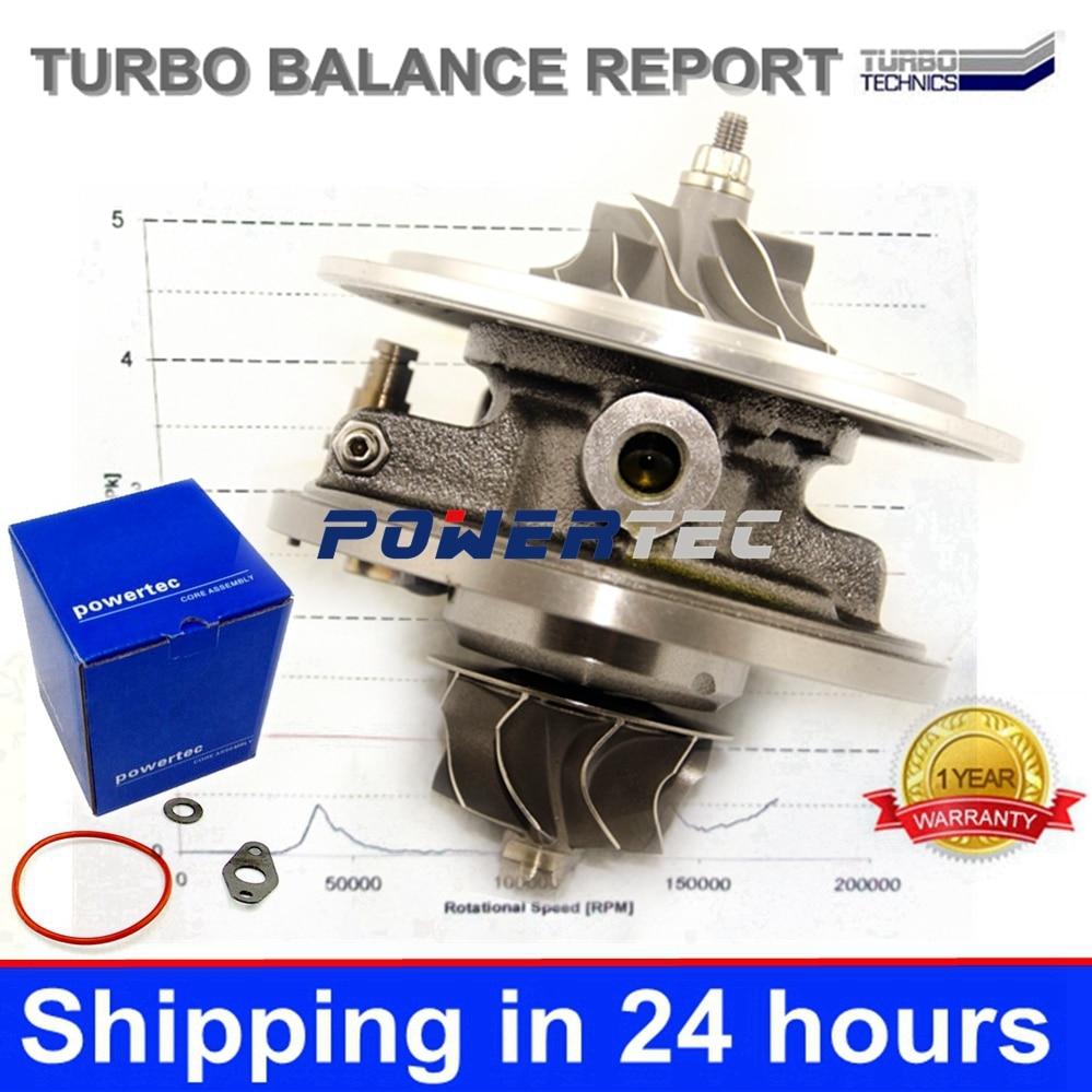 Garrett GT1749V cartridge 14411-AW301 turbocharger chra 708639 turbo charger for RENAULT MEGANE - 1.9DCI