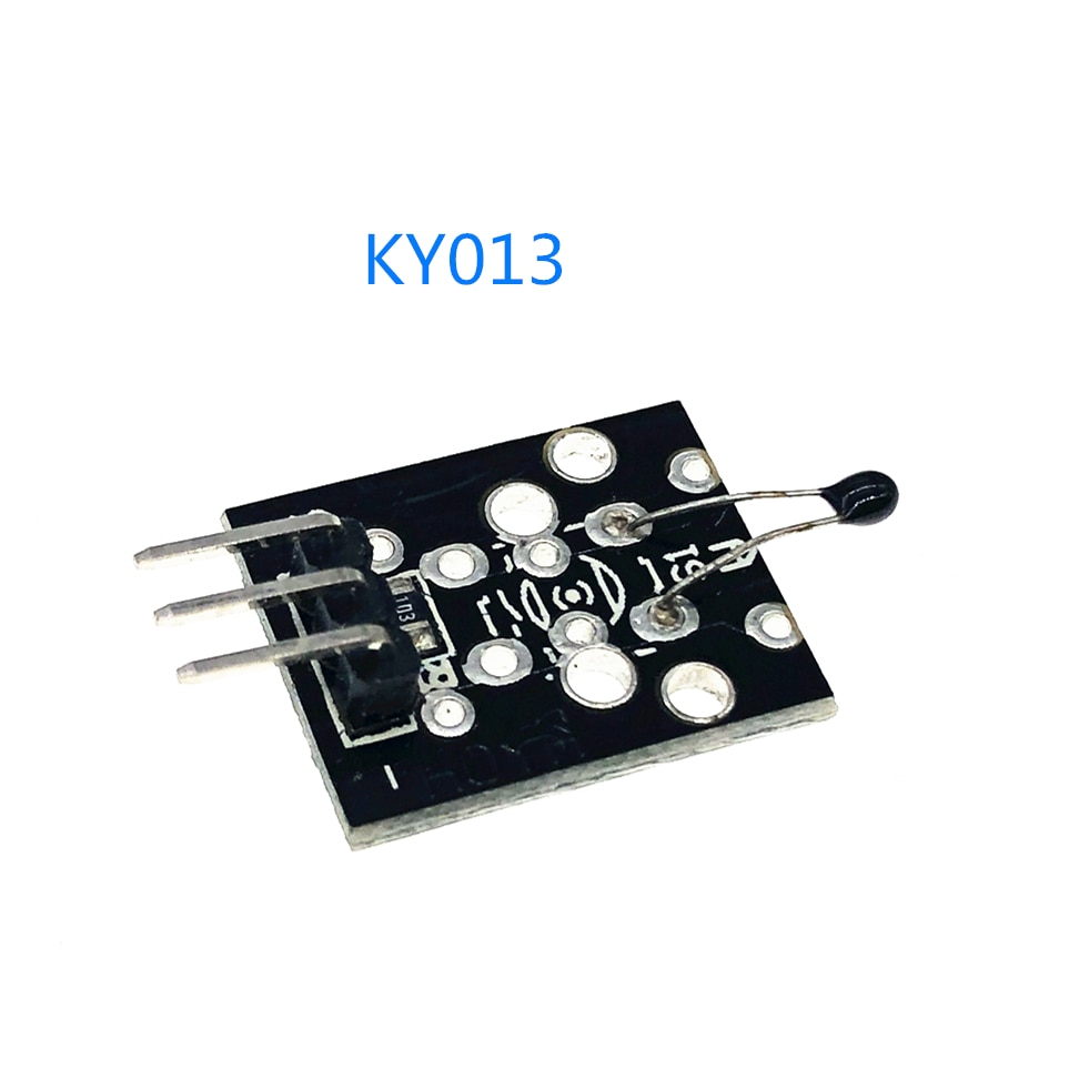 1pcs/lot KY-013 3pin Analog Temperature Sensor Module For rduino KY013