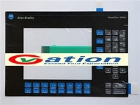 for panelview 1000e 2711e k10c6 membrane switch keypad