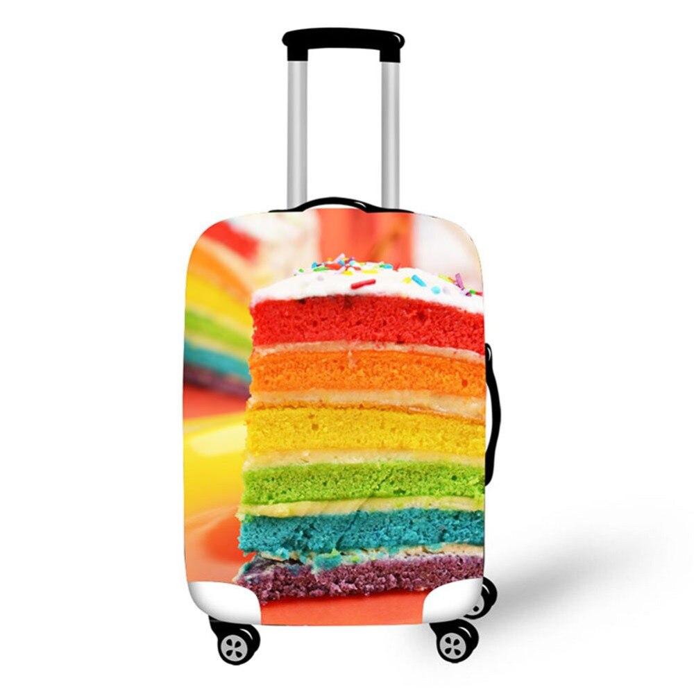Аксессуары для путешествий, чехол для костюма, защитные чехлы, эластичный Чехол для багажа размером 18-32 дюйма, пылезащитный чехол, эластичны... чехол
