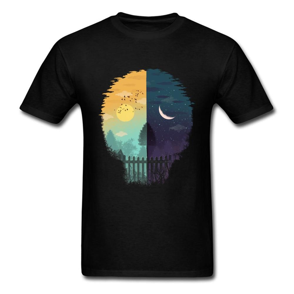 Camiseta Rock Music Sings abrazar la vida Casual Camiseta de hombre Camiseta...