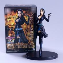Une pièce Sexy Figure DXF The Grandline Lady Vol.2 Nico Robin PVC figurines à collectionner modèle jouets poupée 14cm