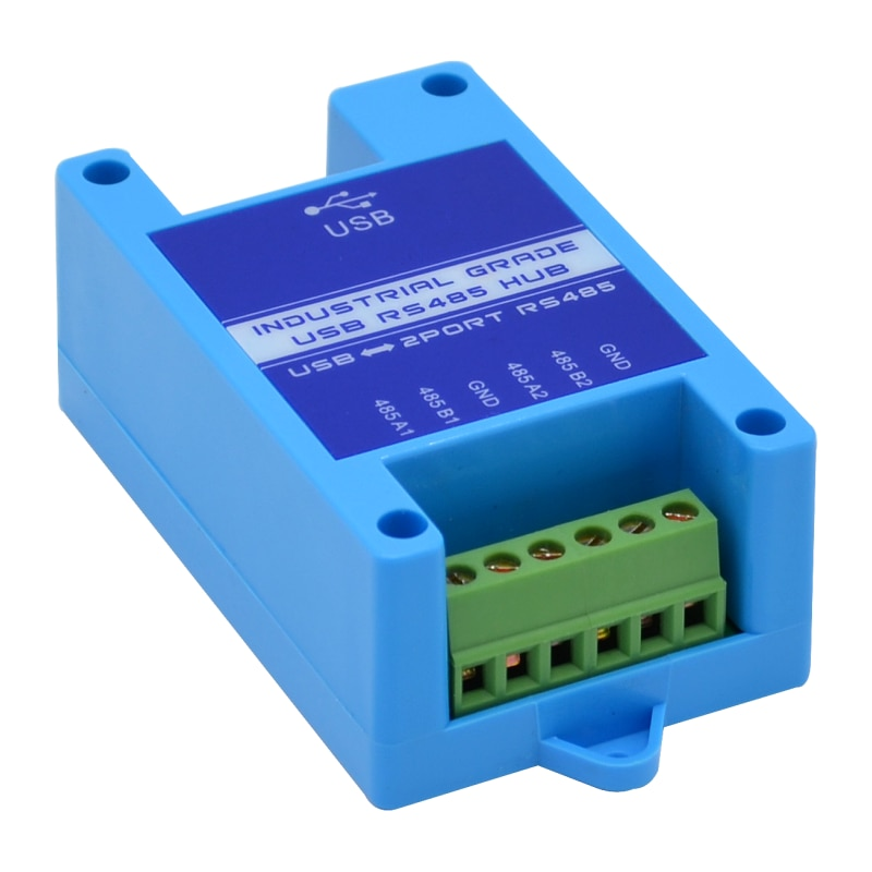 USB 485 dönüştürücü endüstriyel sınıf 2 RS485 USB modülü yıldırım koruma uyumlu win7/8/10