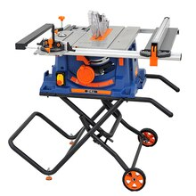 Serra de mesa para trabalhar madeira multifuncional poeira viu máquina de corte serra ferramenta elétrica serra circular M1H-ZP-254C
