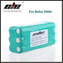 Eleoption 14.4V 2000mAh 2.0Ah Ni-MH Replacement Vacuum Battery for Libero Vacuum 0606004 M606 14.4 Volt