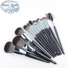 13pcs/set Make up brushes Set foundation blusher powder makeup brushes kit smudge eye shadow brush eyebrow concealer