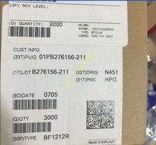 Free Shipping!  100PCS New Original  BF1212  LGP  SOT143 Trans RF MOSFET N-CH 6V 0.03A