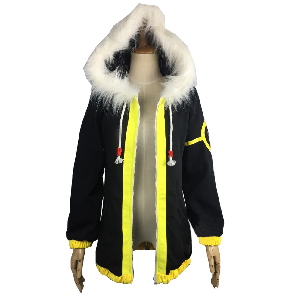 2020 аниме undertale frisk coat Косплей Костюм на заказ