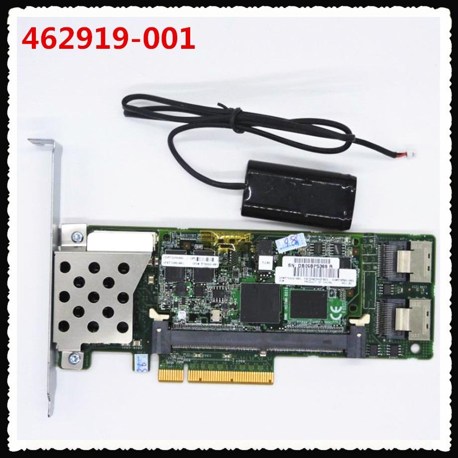 462919-001 013233-001 Array SAS P410 RAID Controller Card 6Gb PCI-E with 512M RAM