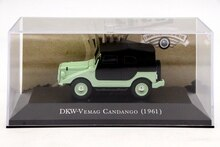 IXO Altaya Maßstab 143 DKW Vemag Candango 1961 Auto Diecast Spielzeug Modelle Limited Edition Sammlung