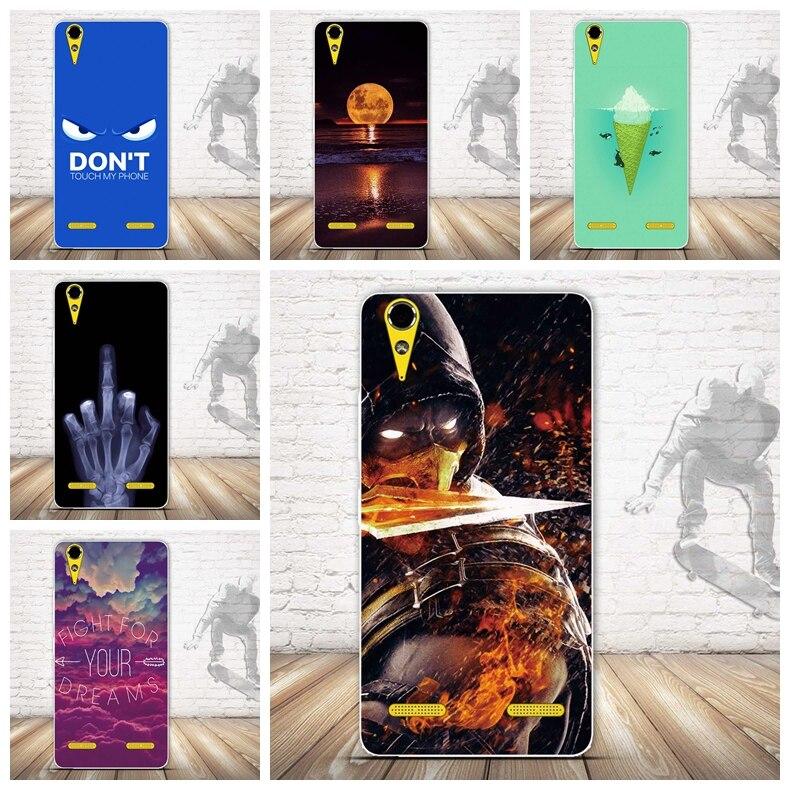 Soft TPU For Lenovo A6000 Case Cover Back Protective For Lenovo A6010 Plus / A6000 / Lemon K3 K30-T / A 6000 6010 Case Phone Bag