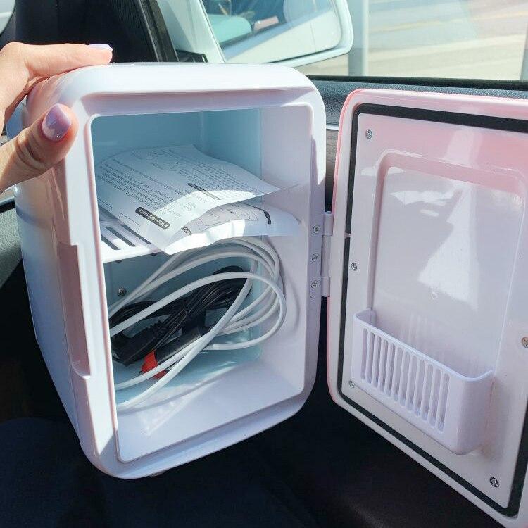 4L автомобильные холодильники ультратихий малошумный автомобильный мини